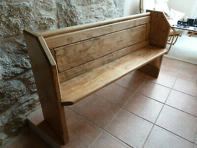 *** Antique Church Pew Vintage 151 cm***
