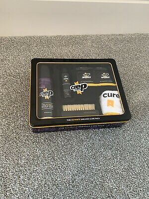 Crep Protect The Ultimate Sneaker Care Gift Pack- New