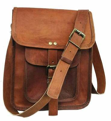 Genuine stunning quality Leather Laptop Handbag Briefcase Shoulder Messenger Bag