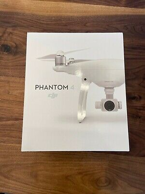 DJI Phantom 4 Drone with Case and Extras