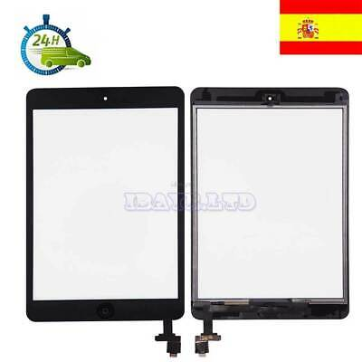 Pantalla Para iPad Mini 1/ 2 Touch Screen Tactil Con Chip IC Negro Digitalizador