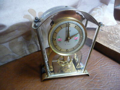 vintage  schatz  & sohne  8  day  clock  for  SPARES ? REPAIRS