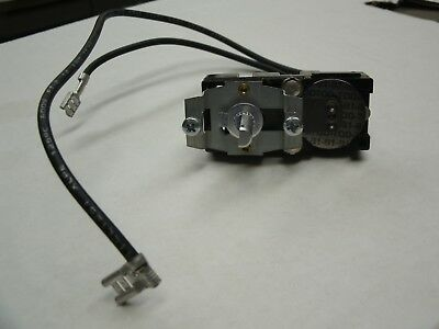 5813-2050-000 Single Pole Thermostat for Marley Electric Heater QMark 302815