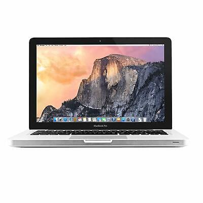 Apple Macbook Pro Md313ll/a 13.3 inch Laptop 2.4GHz i5 4GB Ram 500GB HDD