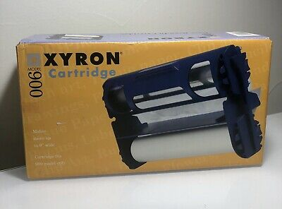 "Xyron Easy Drop In Cartridge * 9"" Wide * 40' Permanent Adhesive * 900 Model* New"