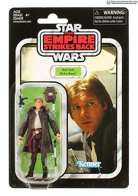 Star Wars Vintage Han Solo Echo base re-issue VC03
