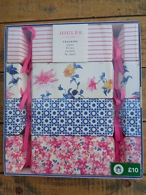 Brand New - Joules Crackers - Bath - Hand Cream -  Lip Balm - Soap
