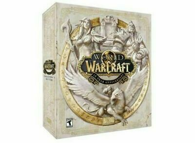 World of Warcraft 15th Anniversary Collector's Edition PC WOW NEW IN HAND NIB