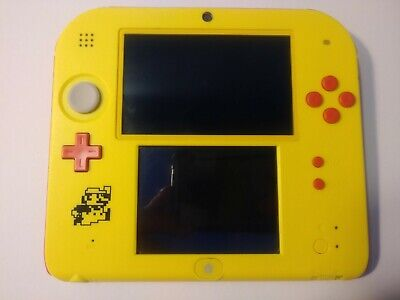 Nintendo 2DS Super Mario Maker Edition - NO CHARGER OR STYLUS