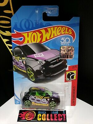 HOT WHEELS 2018-Rally CAT-HW Daredevils-NUOVO IN SCATOLA ORIGINALE