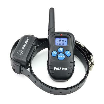 Petrainer Shock Collar for Dogs - Waterproof Rechargeable Dog Training...