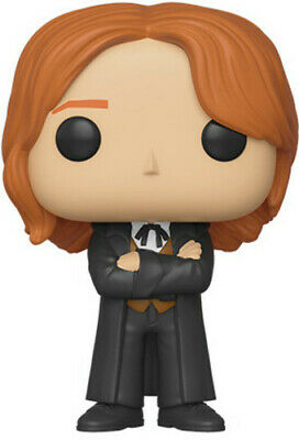 Fred Weasley (Yule) - Funko Pop! Harry Potter: (2019, Toy NUEVO)