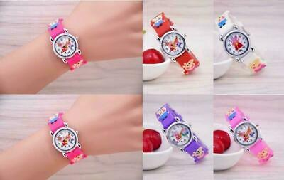 Peppa Pig Childern's Party Wrist Watch for Boys Girls Kids Birthday Gift Toy