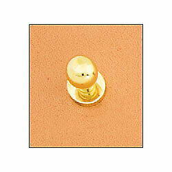 NEW TANDY LEATHER Craft Craftool Button Stud Screwback 11311-01