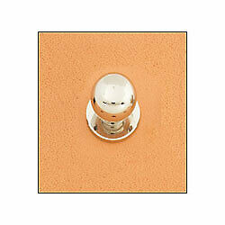 NEW TANDY LEATHER Craft Craftool Button Stud Screwback 11311-02