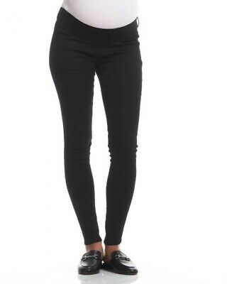 Soon Black Maternity Jeans: Size 12