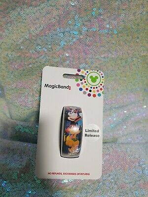 Disney Mickey Mouse And Friends 2019 Magicband2 *LIMITED RELEASE*