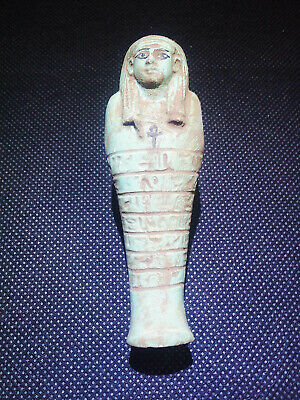 EGYPTIAN ANTIQUES ANTIQUITIES Ushabti Shawabti Shabti Shabty 1570-1101 BC