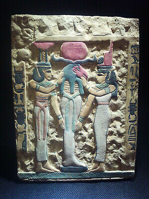 EGYPTIAN ANTIQUES ANTIQUITIES Limestone Stela Stele Stelae 1549-1362 BC