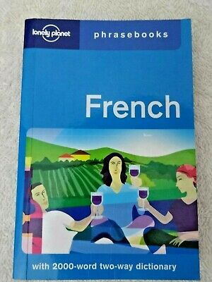 Lonely planet phrase book French