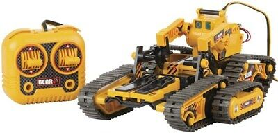 ALL TERRAIN Multi Function Tracked Robot Gardget and Mobile Remote Control