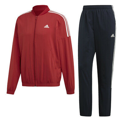 adidas Woven Light Trainingsanzug Herren Dunkelblau, Weiß