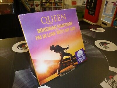 "Rsd19: Queen - Bohemian Rhapsody Ltd Coloured Vinyl 7"" Single Mint/Sealed"