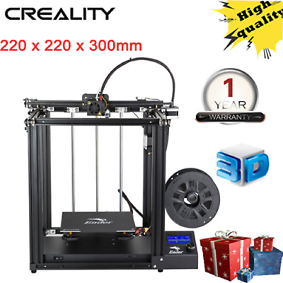 Creality3D Ender -5 Junior Industrial kit de impresora 3D DIY Desktop3D Printer
