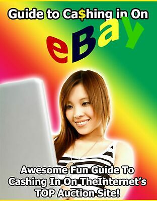 Guide to cashing in on ebay  PDF ebook with MRR