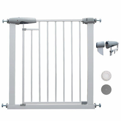 Callowesse® Freedom Baby Stair Gate – Unique Magnetic Two-Lock System 76-83cm