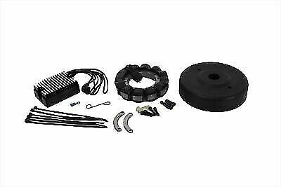 18 Amp Alternator Charging System Kit for Harley Davidson by V-Twin