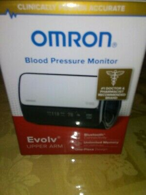 Omron BP7000 Evolv Wireless Upper Arm Blood Pressure Monitor
