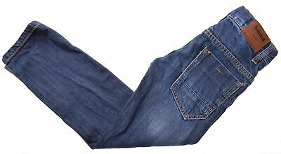 TIMBERLAND Boys Jeans 5-6 Years W22 L20 Blue Cotton Regular Slim  N202