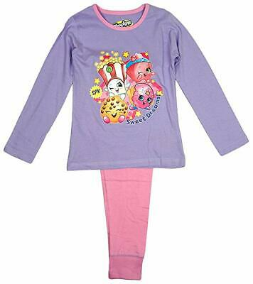SHOPKINS Girls Pyjamas Age 5-6