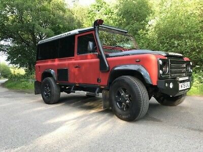 Land Rover Defender td5 2000 w reg many extras/modifications