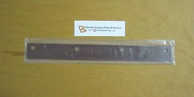 """Phenolic Wear Strip Extension-Clamp Bar 48"""" CLR for Pines Bender #4"""