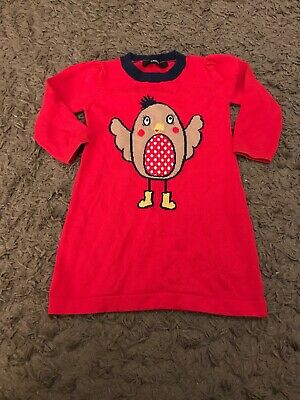 Girls Christmas Outfit Clothing Bundle 18-24 Months Dress Tights Next