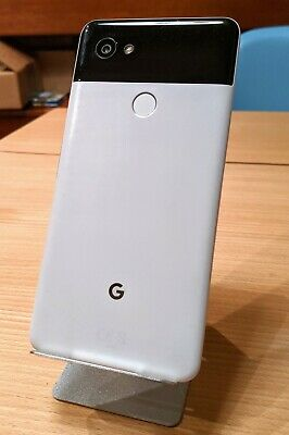 Google Pixel 2 XL 64GB Black/White - Smartphone - Good Condition