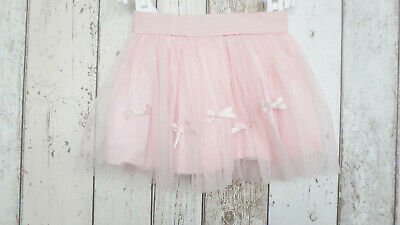 ** Pretty Baby Girl Bow Detailed Tutu Skirt - Pep & Co (6 - 9 months) **