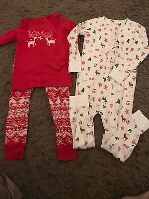 Girls Christmas Clothing Bundle 8 Years Next John Lewis BNWOT Jumper PJs