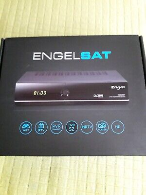Receptor Satelite Engel Rs 8100Y