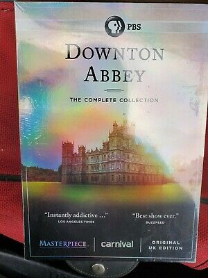 Downton Abbey The Complete Collection