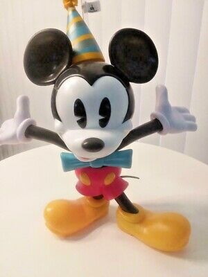 Disney Parks Mickey Mouse 90th Anniversary Birthday Sipper Cup Souvenir - NEW !
