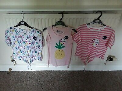 New With Tags Girls Clothes Bundle Age 6/7 Years