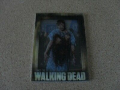 The WALKING DEAD - season 2  SHADOWBOX insert card SB07 *RARE*