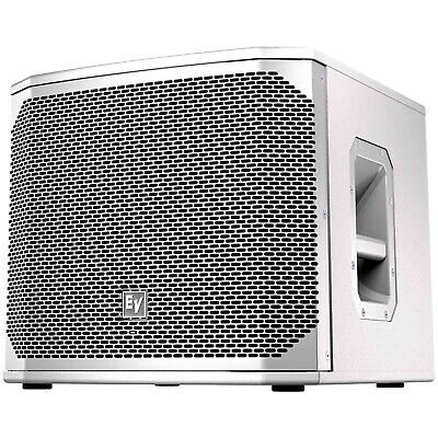"""Electro-Voice ELX200-12SP-W 12"""" Active Powered DJ PA Subwoofer Sub in White"""