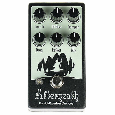 Earthquaker Devices Afterneath Otherworldly Reverberation Machine v2