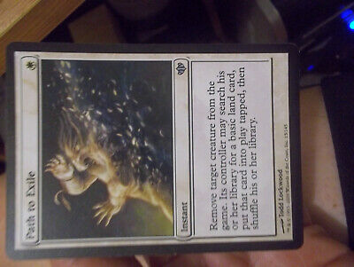 ONE path to exile mtg, conflux, OG!, edh, cube, modern, legacy