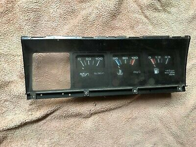 Rover SD1 Series 2 Instrument Cluster - guages