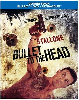 Bullet to the Head (Blu-ray/DVD, 2013, 2-Disc Set, Includes Digital Copy...2.99